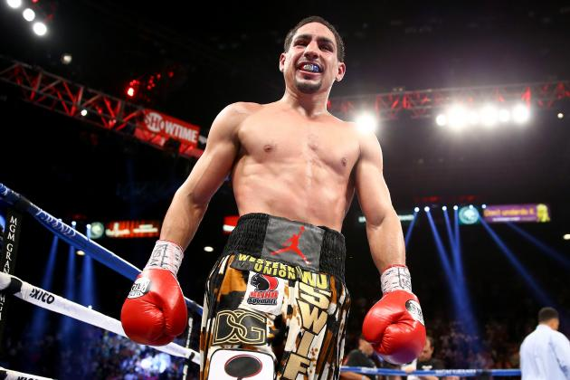 Why Isn't Danny Garcia vs Lamont Peterson Happening on Showtime's Upcoming Card?