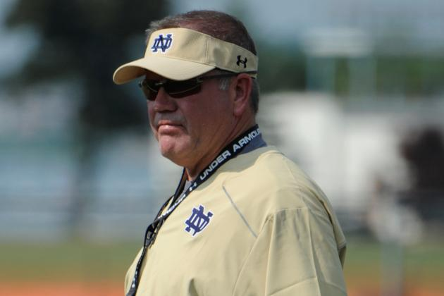 Coaches Talk Anonymously About Notre Dame for 2014