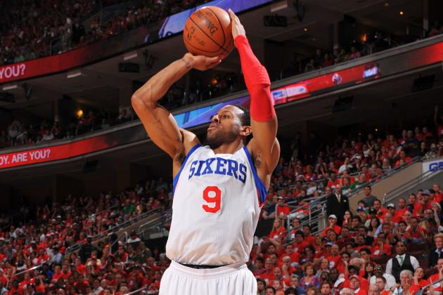 76ers Rewind: Andre Iguodala Cements His Moment in History