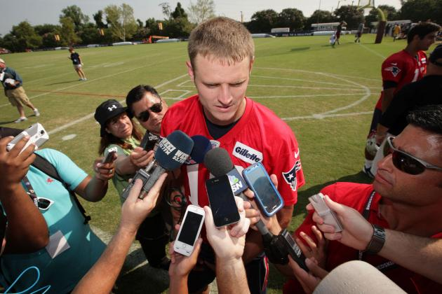 Ryan Mallett on His Future: 'You Can't Control What You Can't Control'