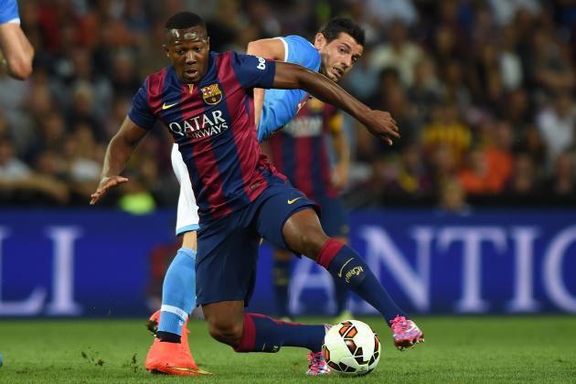 Napoli vs. Barcelona: Score, Grades and Post-Match Reaction