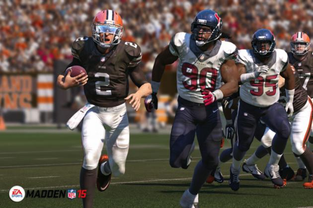 Madden 15 Player Ratings: Rookies to Guide Through Connected Careers