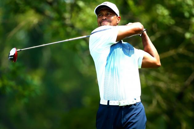 Tiger Woods Will Play in 2014 PGA Championship