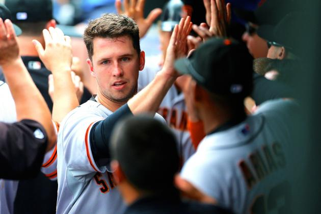 Will Buster Posey Return to MVP Form in the Clutch of NL Race?