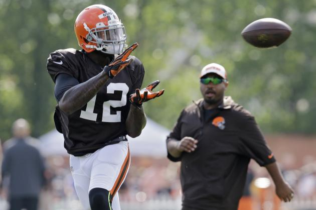 Josh Gordon's Status for Browns' Preseason Opener Announced by Mike Pettine