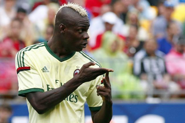 Why Mario Balotelli Is the Luxury Player AC Milan Do Not Need