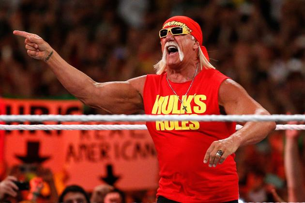 Hogan: My Goal Is to 'Perform in the Ring Again'
