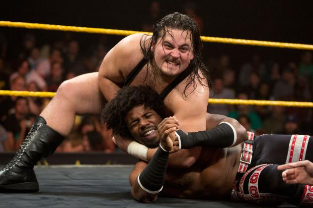 Sleeper WWE NXT Prospects with Best Chances of Success
