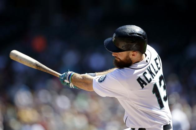 Can Seattle Mariners' Dustin Ackley Sustain Recent Hot Streak?