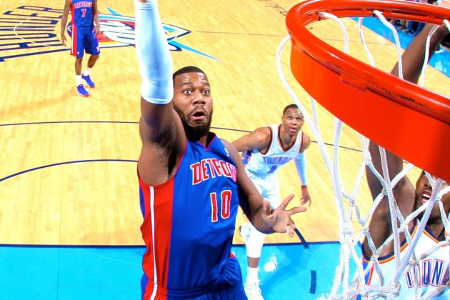 How Much Money Is Greg Monroe Worth to Detroit Pistons' Future?