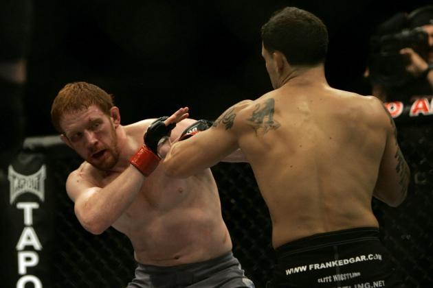 UFC Lightweight Veteran Mark Bocek Retires from MMA Competition