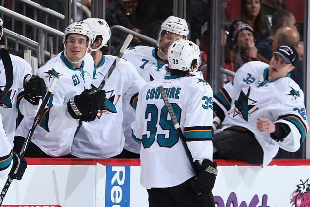 San Jose Sharks Expect 'Halo Effect' from Hosting Outdoor Game
