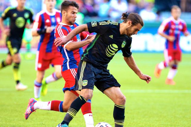 Bayern Munich vs. MLS All-Stars: Live Score, Highlights for Preseason Friendly