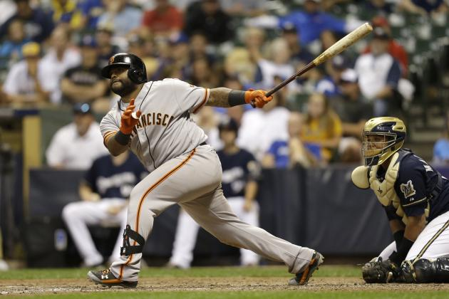 Pablo Sandoval Catching Fire at Just the Right Time for Giants' Playoff Push