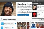 If Athletes Had LinkedIn Profiles