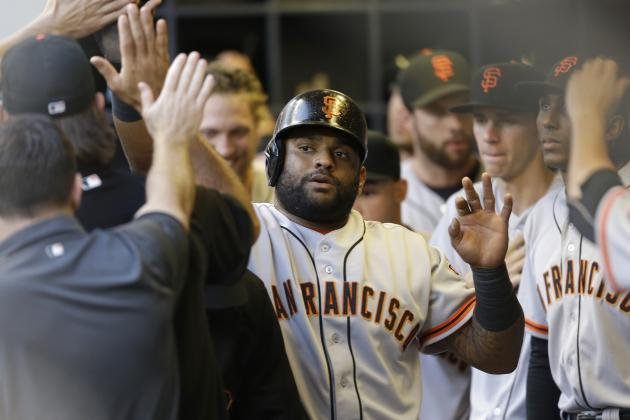 Could Pablo Sandoval Emulate Buster Posey's 2012 2nd-Half Breakout?