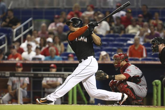 Giancarlo Stanton Can Steal 2014 NL MVP with Dominant Stretch Run