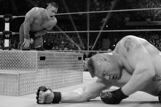 John Cena and Brock Lesnar Feud Should Lead to a Rematch