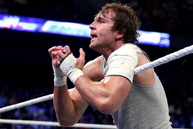 Seth Rollins vs. Dean Ambrose Is Not About Winning or Losing at SummerSlam