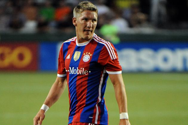 Bastian Schweinsteiger Injury: Updates on Bayern Munich Star's Status and Return
