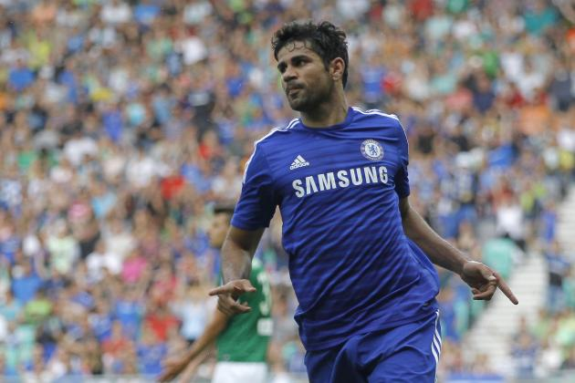 Diego Costa Will Bolster Chelsea Attack, but He Won't Terrify Like Didier Drogba