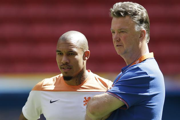Manchester United Transfer News: Nigel de Jong Talks Reportedly Held