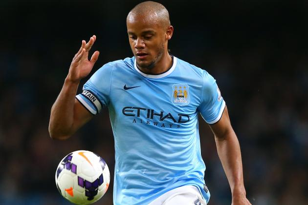 Vincent Kompany Contract: Latest Rumours on Negotiations with Manchester City