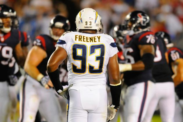 Should the Chargers Be Concerned About Dwight Freeney?