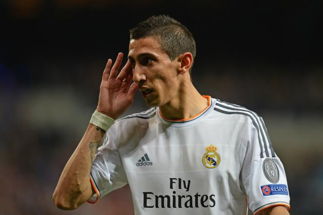 Angel Di Maria Transfer Ruled out by PSG President Nasser Al-Khelaifi