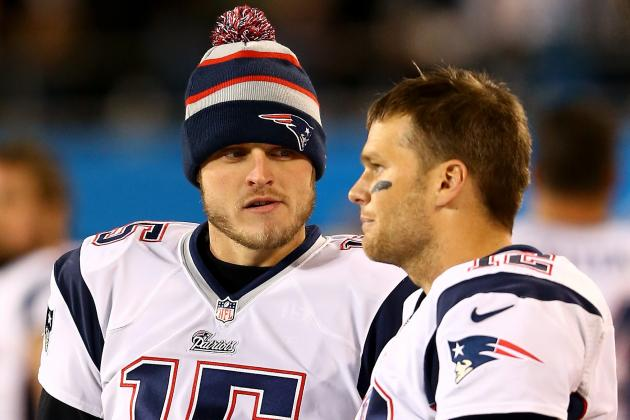 Source: Ryan Mallett to Start Patriots' Preseason Opener Against Redskins