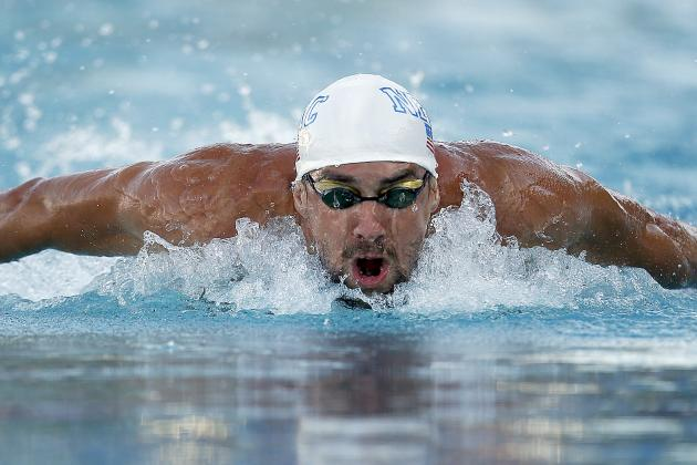 Michael Phelps at US Swimming Nationals 2014: Daily Results and Analysis