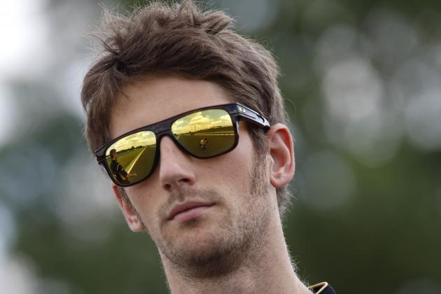 Romain Grosjean: Love for Lotus F1 Team Not Key to Career Decision