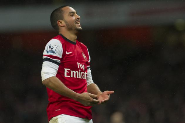 Theo Walcott Injury: Updates on Arsenal Star's Knee and Return