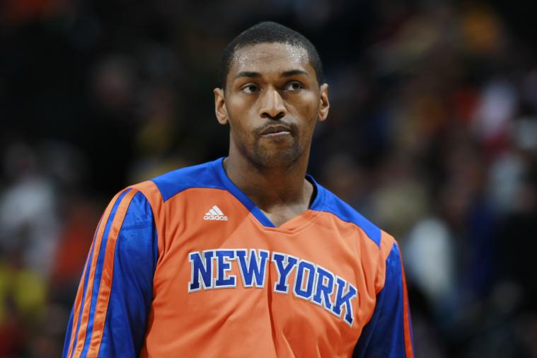 Metta World Peace Reportedly Changing Chinese Name to 'The Pandas Friend'