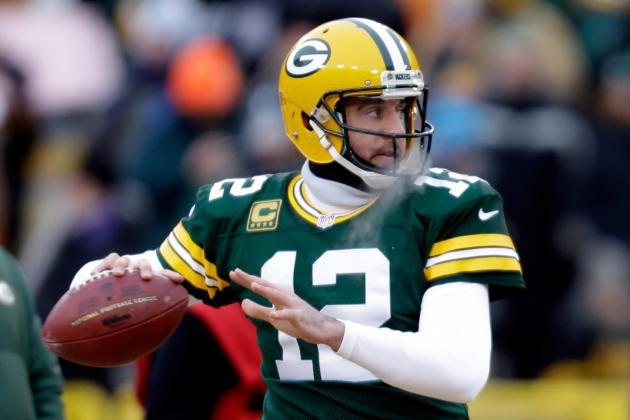 B/R Exclusive: Aaron Rodgers Talks Brett Favre, Richard Sherman and More