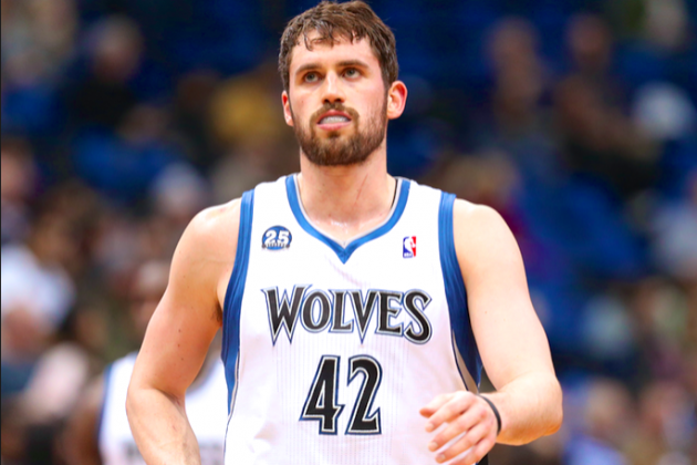 Kevin Love Trade Rumors: Cavs and Wolves Reportedly Agree to Deal in Principle