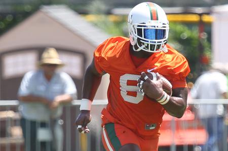 Miami Football: Week 1 Fall Practice Stock Report
