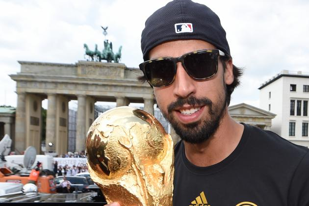 Wenger: We Were Never Close with Khedira