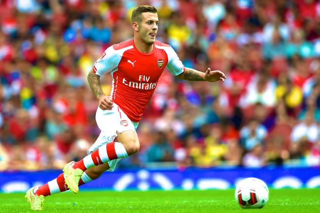 Transfer of Jack Wilshere to Juventus Would Make No Sense for Arsenal