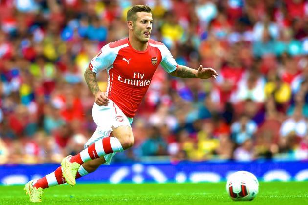 Transfer of Jack Wilshere to Juventus Would Make No Sense for Arsenal