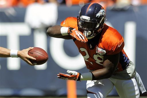 Should Broncos Fans, Fantasy Owners Worry About Montee Ball's Appendectomy?