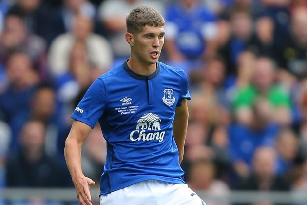 Everton Displaying Ambition for Future with New John Stones Deal