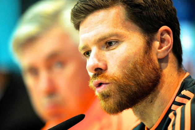 Losing Midfielder Xabi Alonso Would Be Unthinkable for Real Madrid