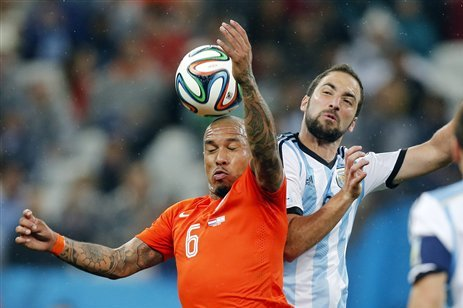 Manchester United Target Nigel de Jong Too Vital for AC Milan to Sell
