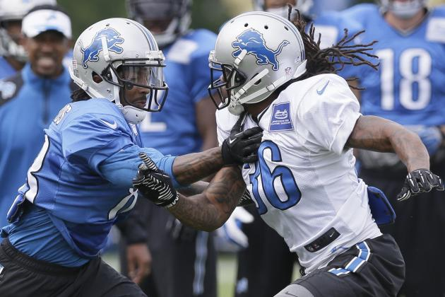 Breaking Down the Detroit Lions' Initial Depth Chart