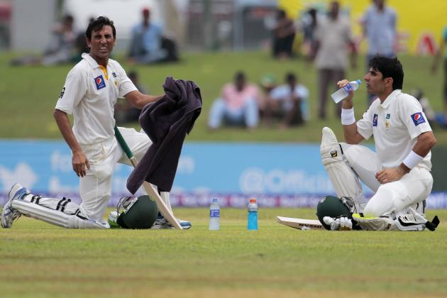 Sri Lanka vs. Pakistan: Breaking Down Younis, Ajmal and Misbah's Test Futures
