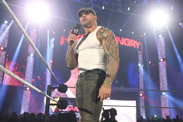 Examining Batista's Comments on WWE Creative and Possible Return