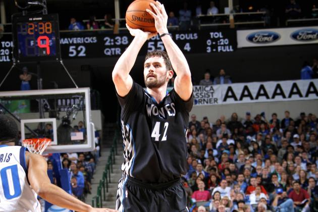 Twitter Reacts to Reported Trade Agreement Involving Kevin Love, Andrew Wiggins
