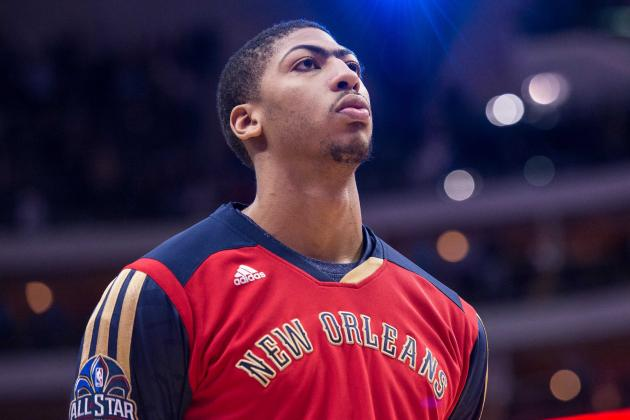 Why Anthony Davis Will Make New Orleans Pelicans the Surprise Team of 2014-15