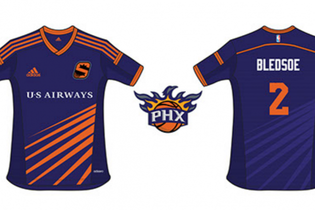 What Would a Suns Soccer Jersey Look Like?